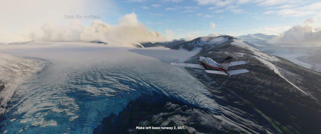 Microsoft Flight Simulator 2020 Berge