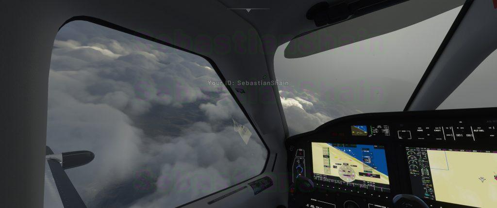 Microsoft Flight Simulator 2020 Cockpit