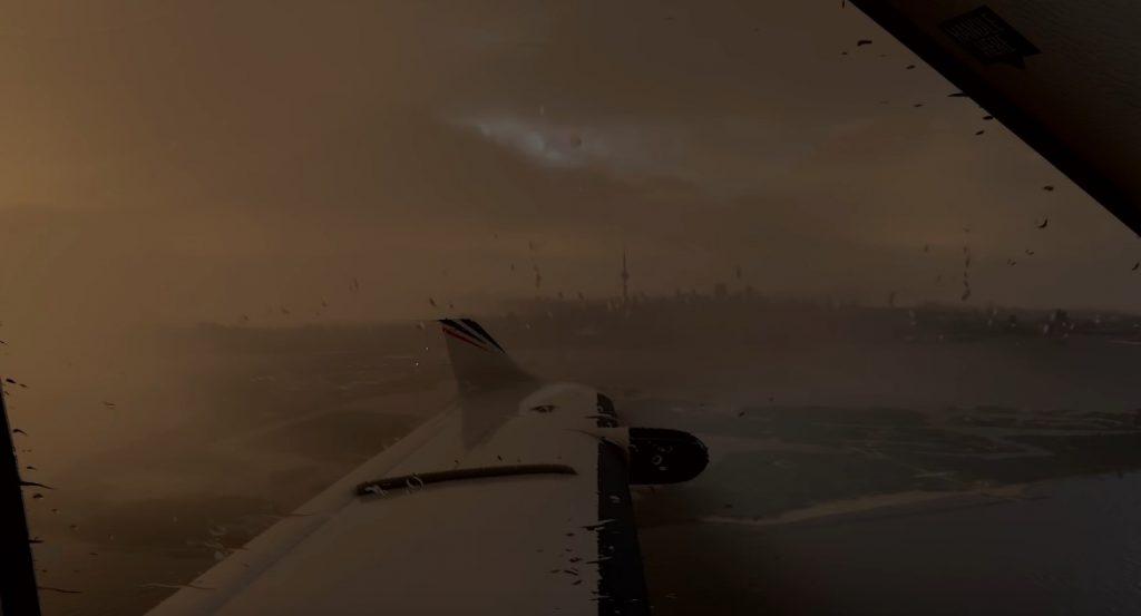Microsoft Flight Simulator 2020 Regen