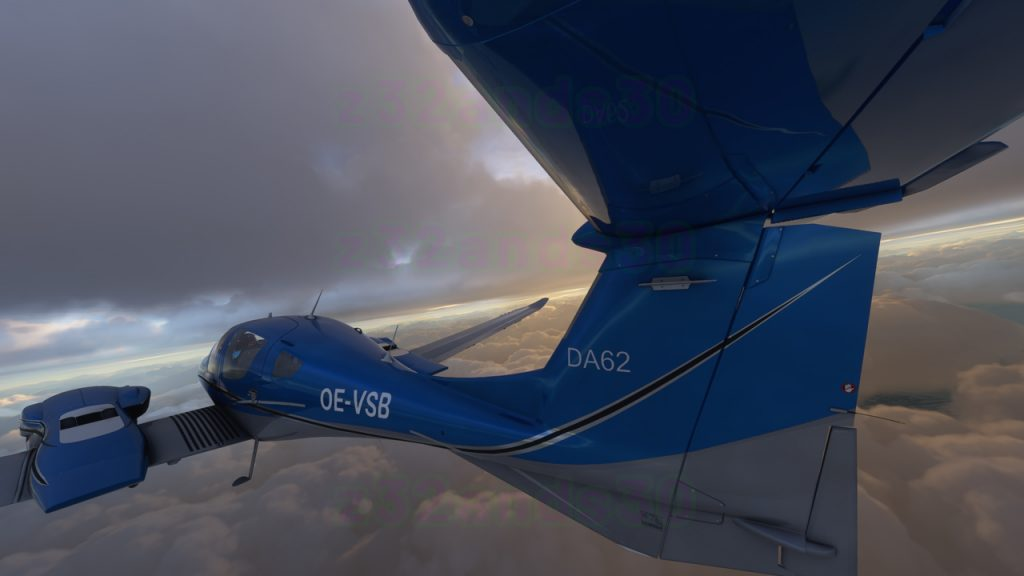 Microsoft Flight Simulator 2020 Wolken2