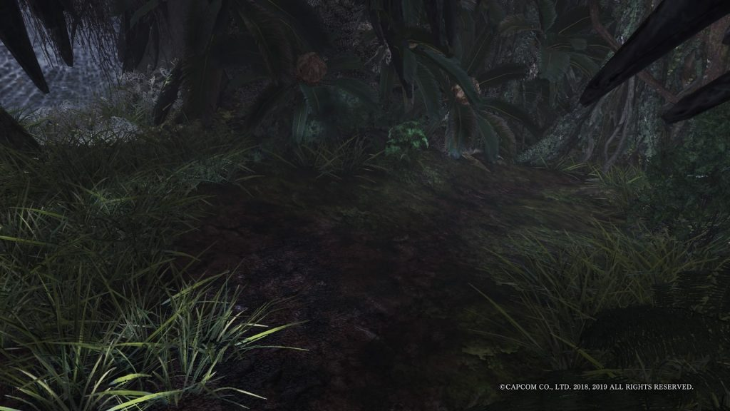 Monster Hunter World Mauli Waldbiom