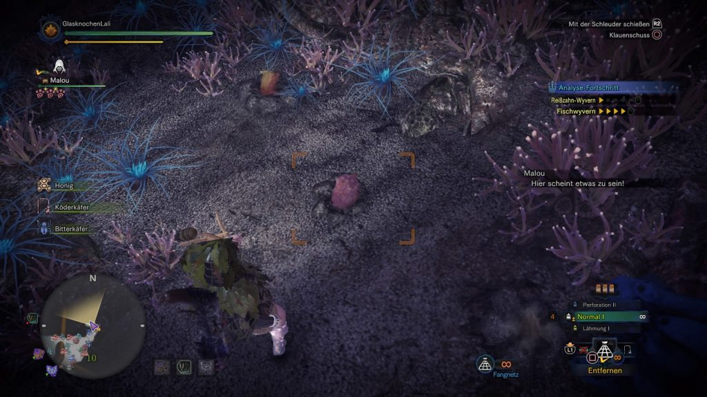 Monster Hunter World Mauli Guide Fangnetz