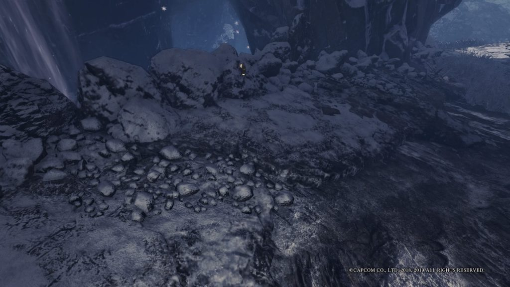 Monster Hunter World Tundrabiom Mauli