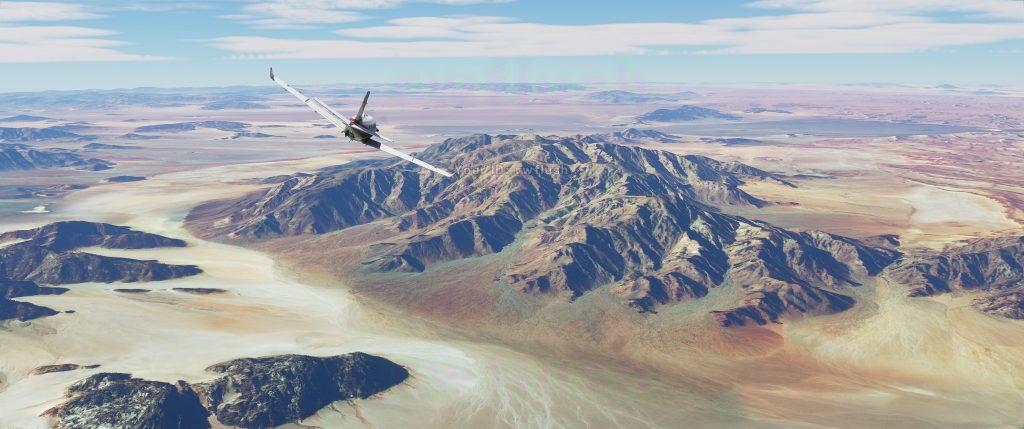 Microsoft Flight Simulator 2020 Namibia