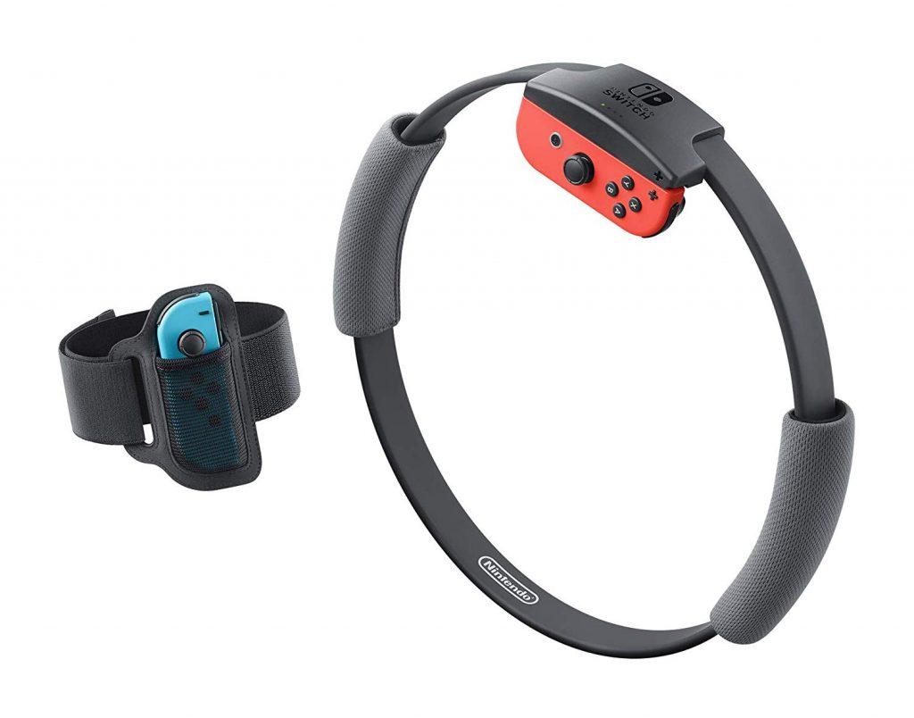 Der Controller von Nintendo