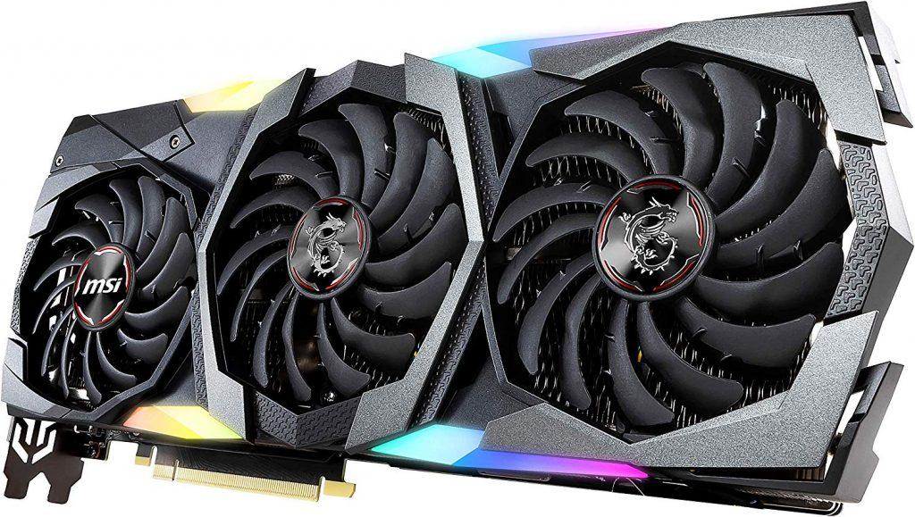 Nvidia MSI RTX 2070 Super Grafikkarte