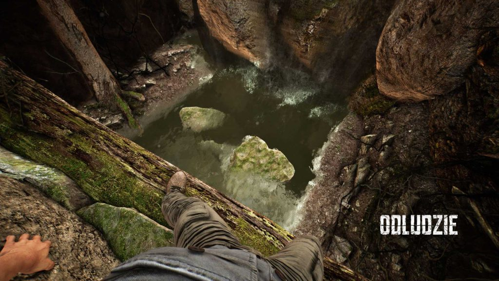 Odludzie Fluss