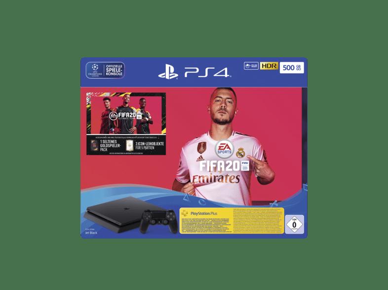 PlayStation 4 mit FIFA 20