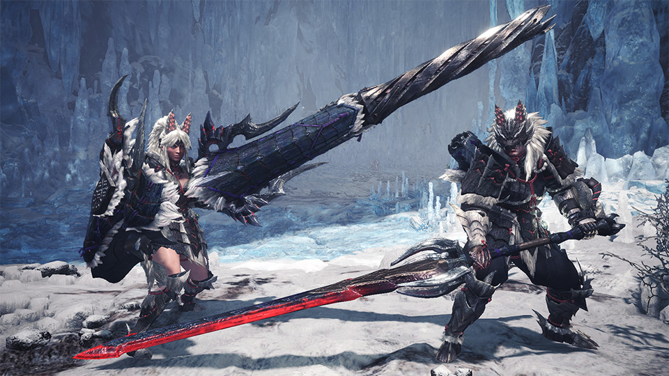 Höllen-Zinogre Ausrüstung Monster Hunter World