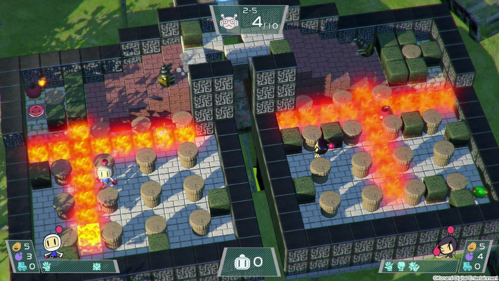 Super Bomberman R Screenshot