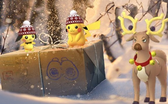 Titelbild Kostüm Pokemon Weihnachten