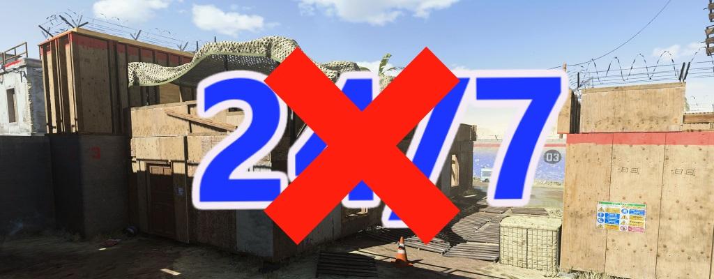 CoD Modern Warfare bringt Shoot House 24/7 zurück - Spieler jubeln