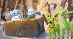 Pokémon GO zeigt große Pläne für Dezember: Neue Pokémon, Shinys, Viridium
