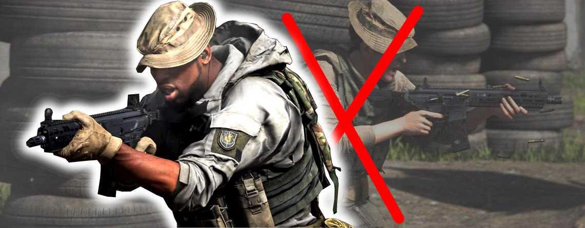 Komm 1vs1, ich mach dich platt! – CoD Modern Warfare wird Duell-Option erhalten