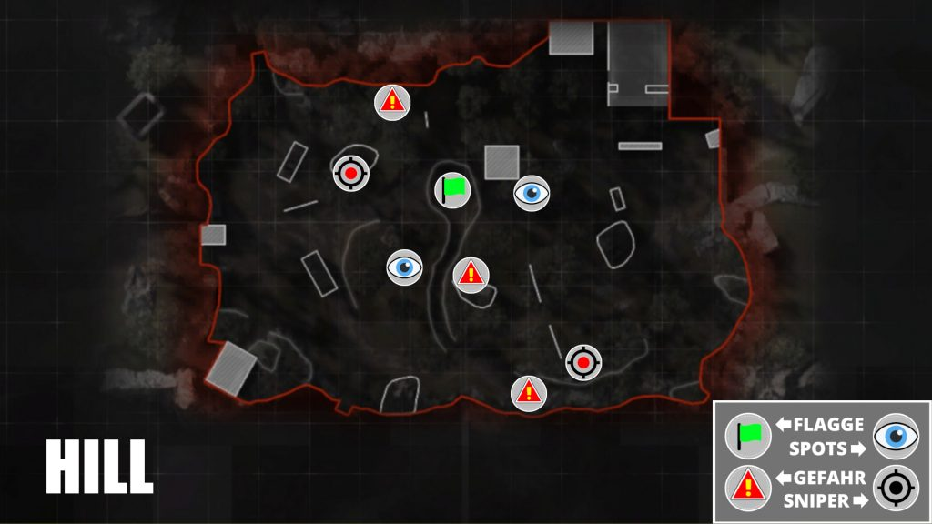 cod modern warfare map hill