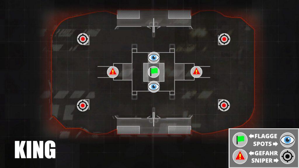 cod modern warfare map king