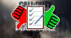 CoD Modern Warfare fragt: Was müssten wir ändern, damit Ihr wieder spielt?