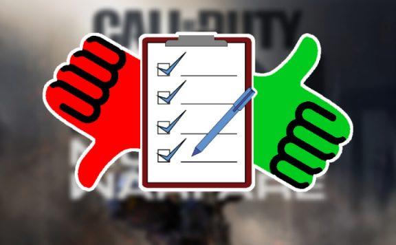 cod modern warfare umfrage sorgen titel