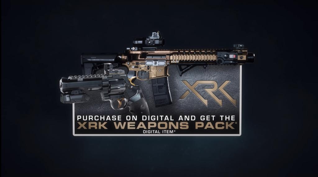 CoD Modern Warfare XRK Waffen Pack