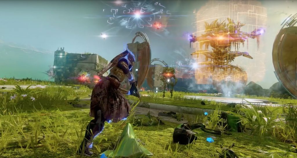 Destiny 2 s8 Ende
