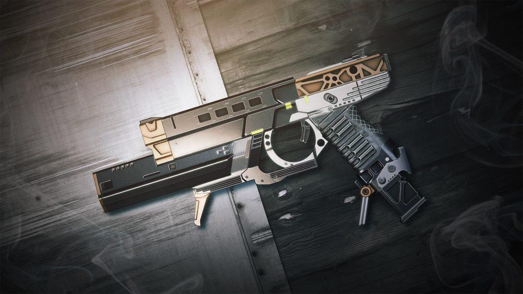 Destiny 2 S9 Sidearm