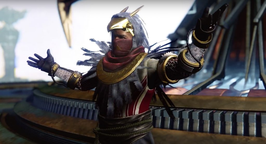 Destiny 2 s9 Osiris