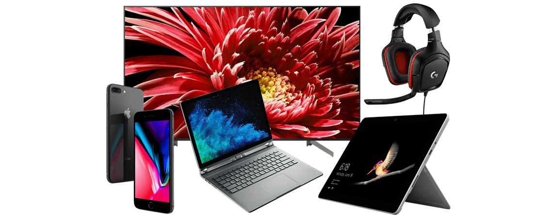 MediaMarkt Cyber Monday Angebote mit Apple iPhone 8 & Sony 4K TV