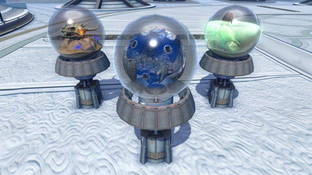 swtor snowglobes event