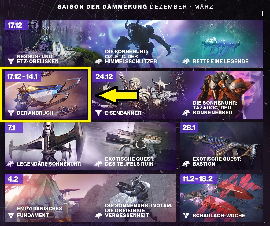 srl roadmap season 9 destiny 2