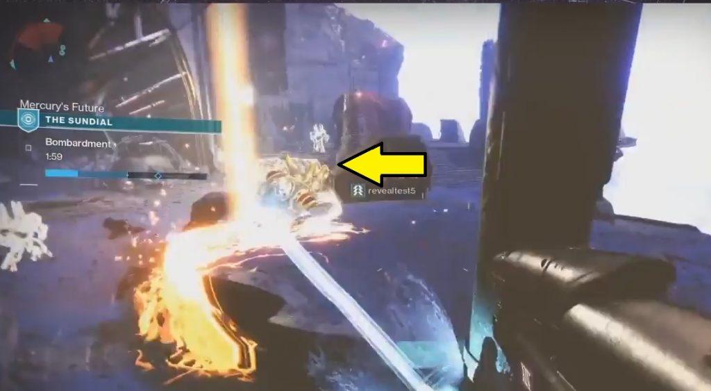 Sundial encounter stream Destiny 2