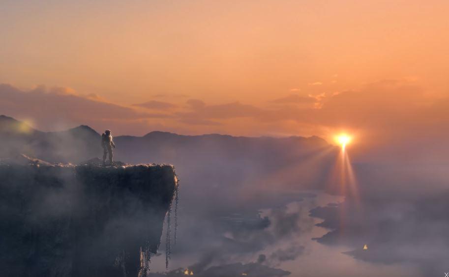 Bild aus dem Trailer der Xbox Series X