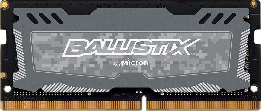 Crucial Ballistix Sport LT SO-DIMM 16GB