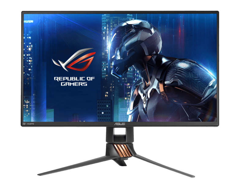 ASUS ROG Swift PG258Q Frontseite