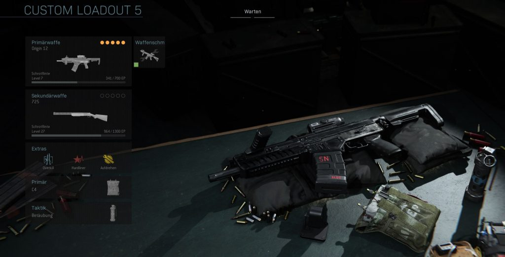 Call fo Duty Modern Warfare Origin DMR Build