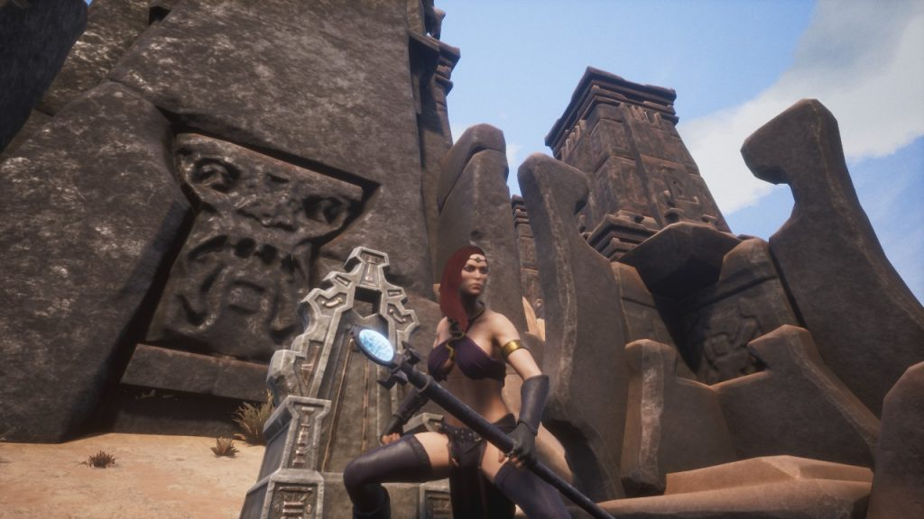 Conan Exiles Sorcery and Superclasses Magier