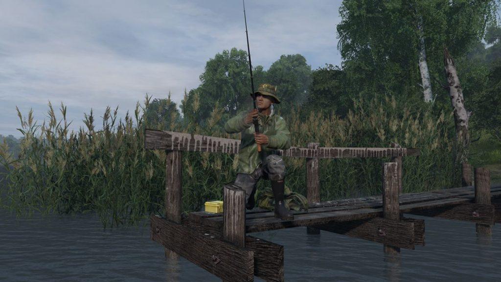 DayZ Fishing