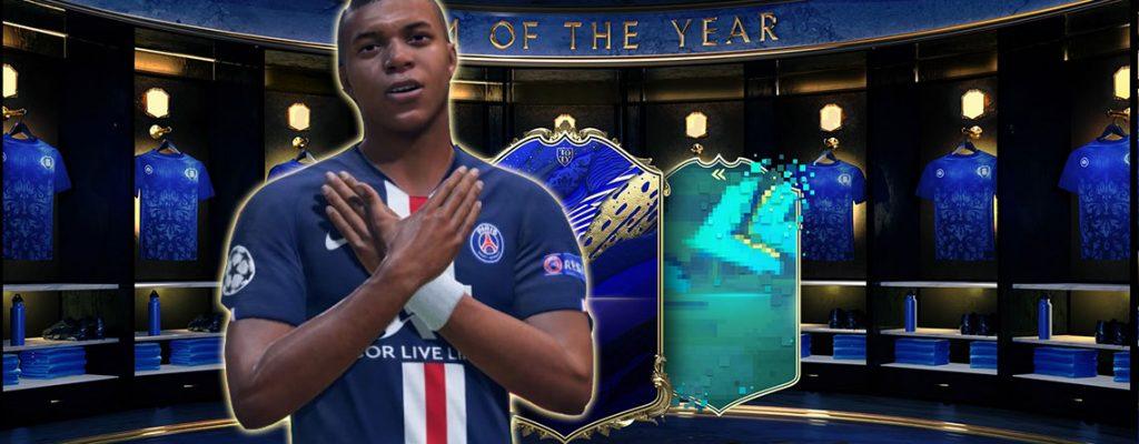 FIFA 20 TOTY Mbappé