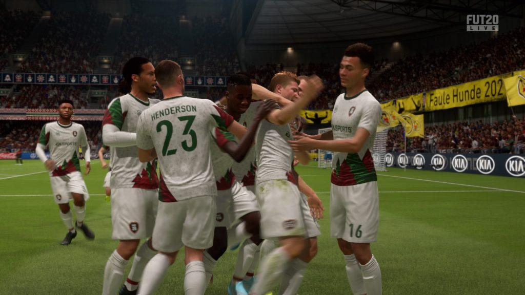 FIFA 20 Update 10