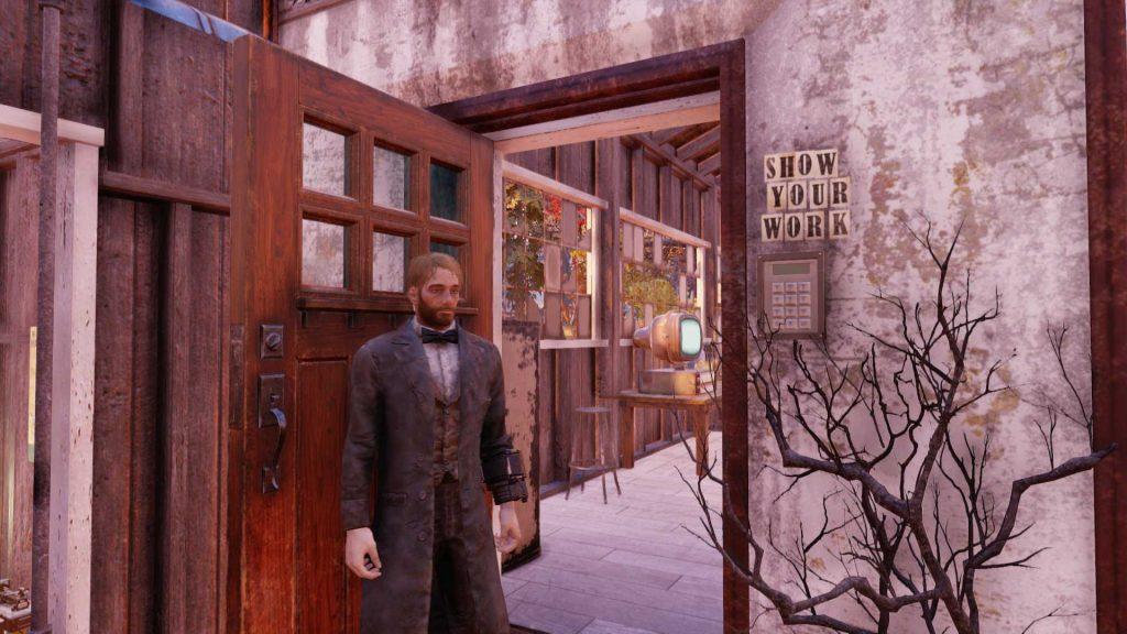 Fallout 76 Mathe Camp Raum 2