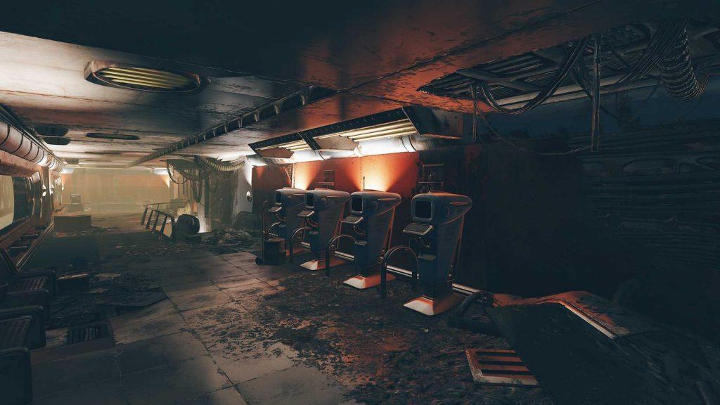 Fallout 76 Wastelanders Screenshot Watoga Automaten