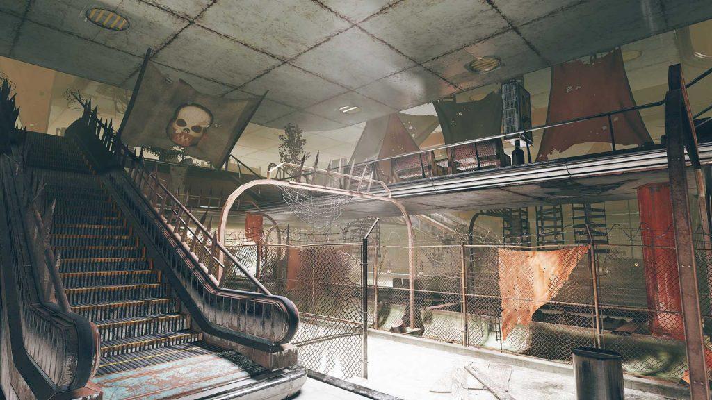 Fallout 76 Wastelanders Screenshot Watoga Warteraum