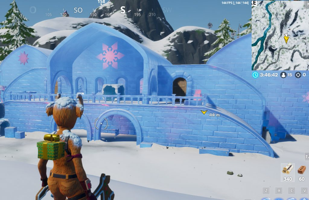Fortnite Shiver Inn