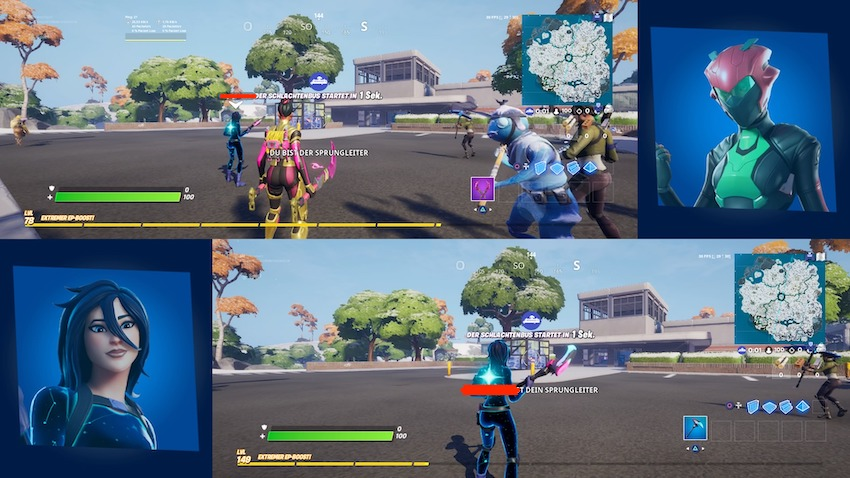 Fortnite-splitscreen-funktion