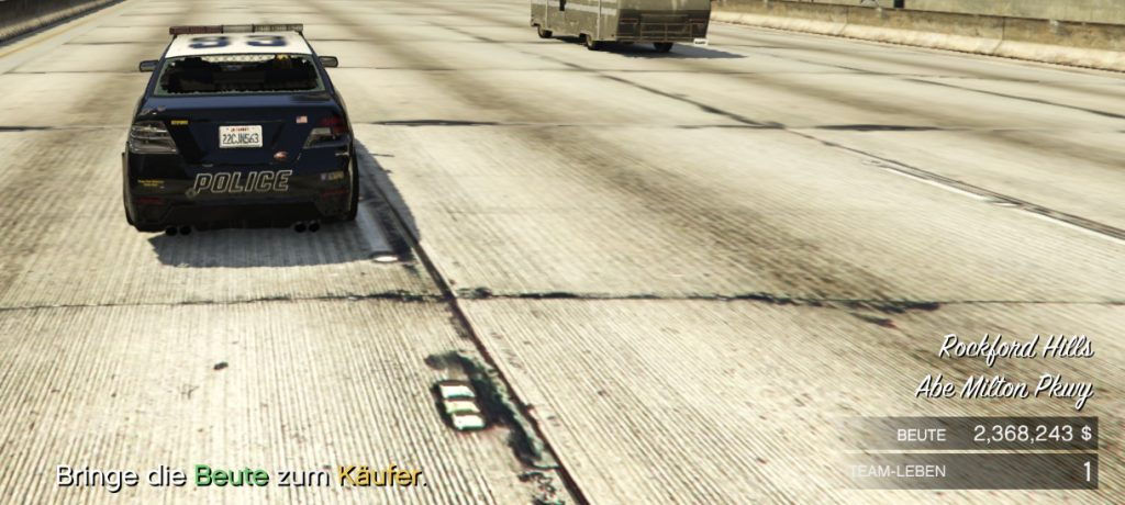 GTA Online Casino Heist Flucht Geld