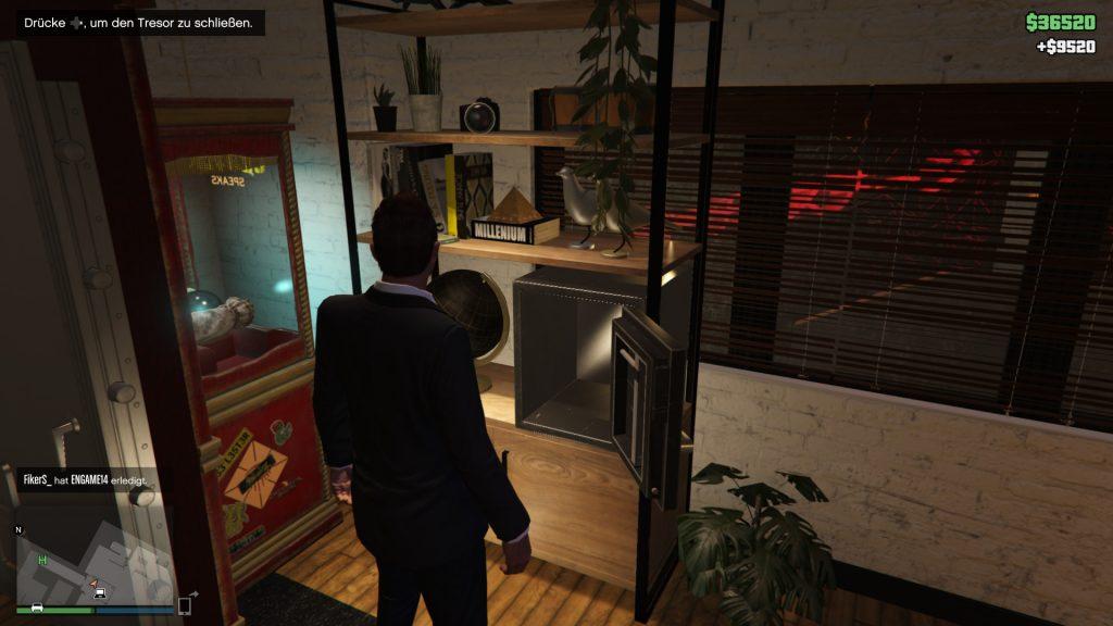GTA Online Casino Heist Tresor Spielhalle