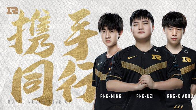 RNG-Topspieler
