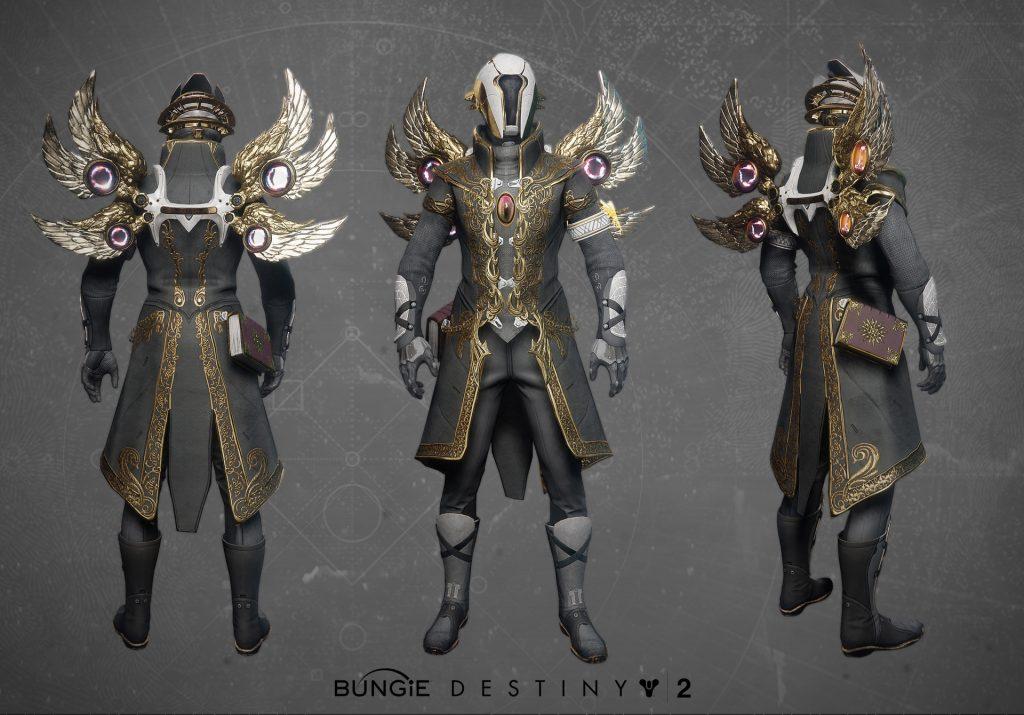 Wings of sacret Dawn morgendämmerung exotic destiny 2