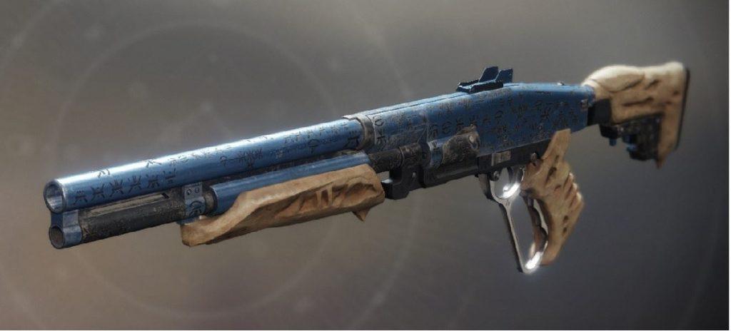 mindbender destiny shotgun