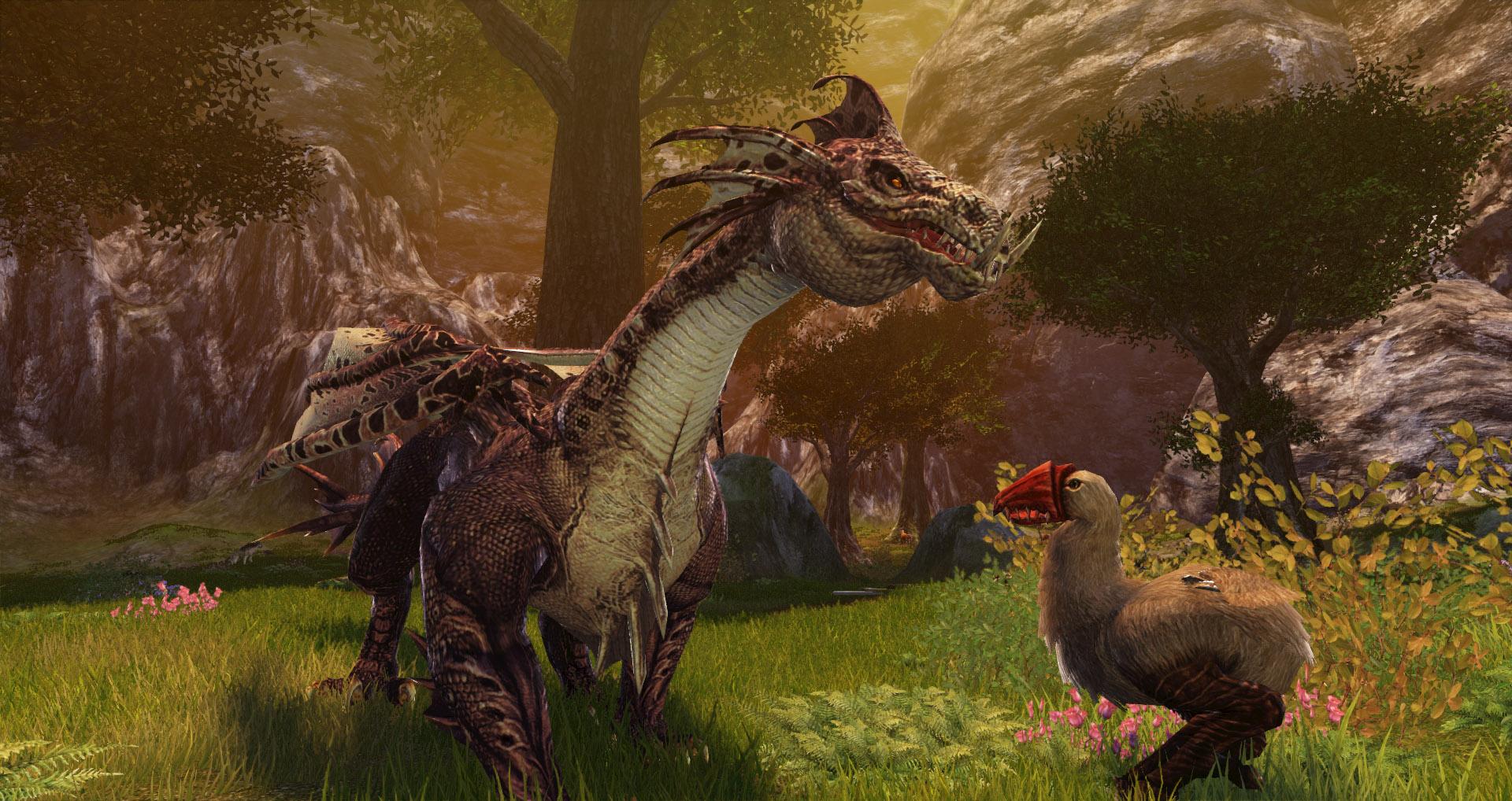 Dragon's Prophet: Jetzt offiziell Drachen fliegen!