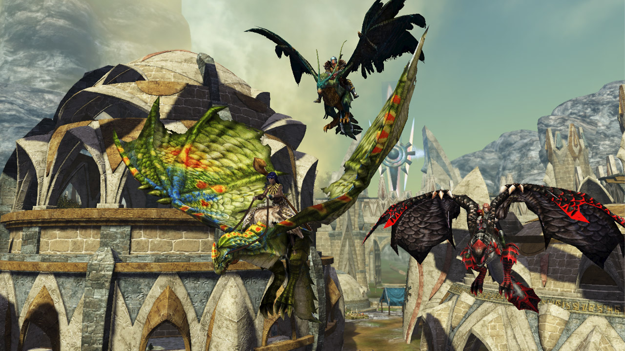 Dragon's Prophet: Wahl des Rat der Osira